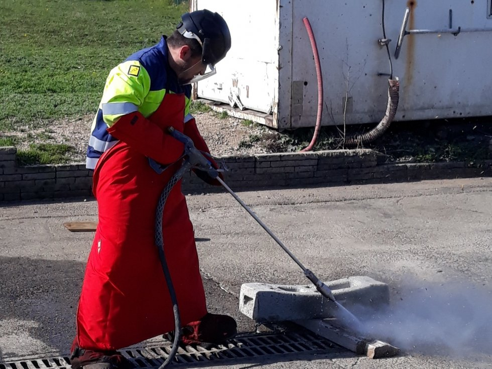 Formation Nettoyage Très Haute Pression